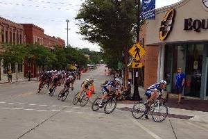 Tour of KC Downtown Lees Summit Crit