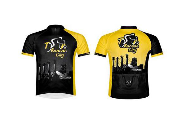 Tour of Kansas City 2014 Jersey