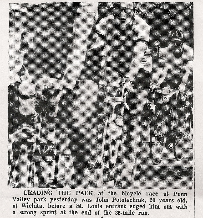 1966 Tour of Kc Cycling