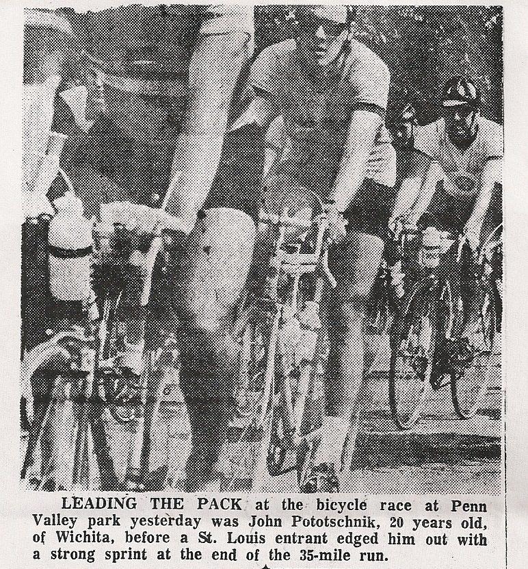 1966 Tour of Kc Cycling