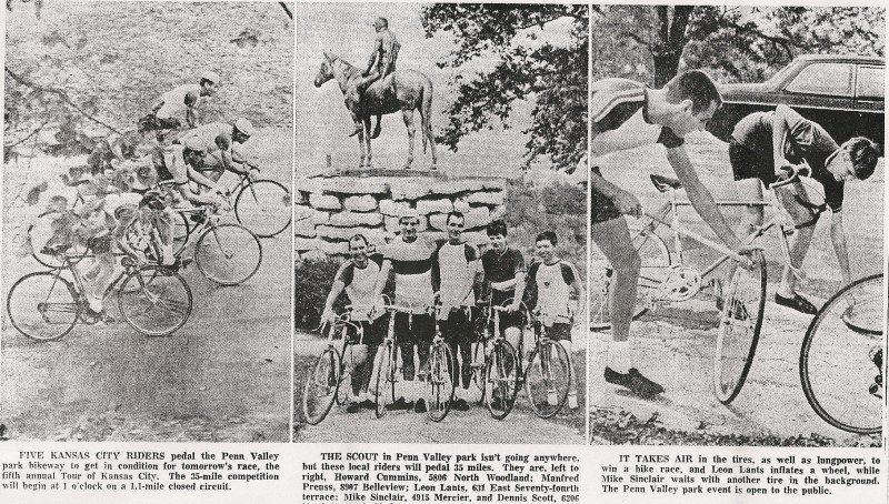 1968 Tour of Kansas City