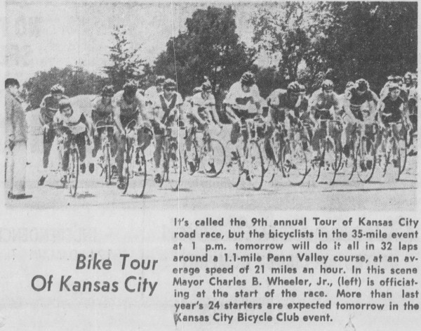KC Times 1972 Clipping Image and Caption