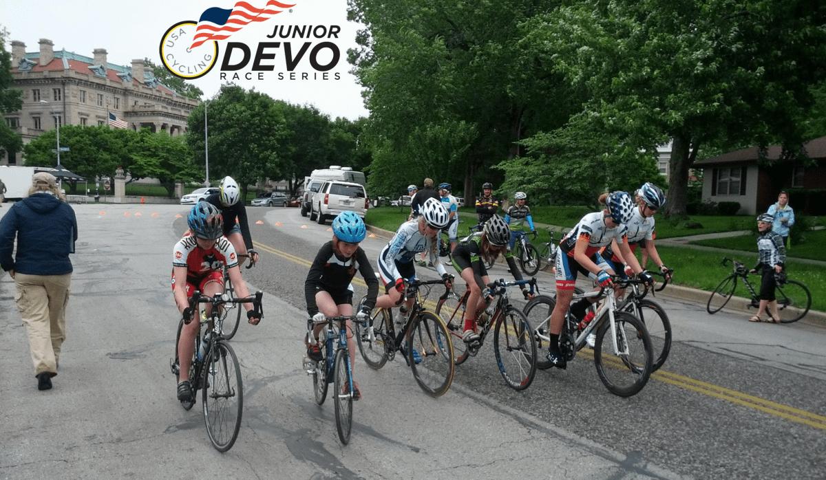 Tour of KC 2016 - USA Cycling National Road Development Race