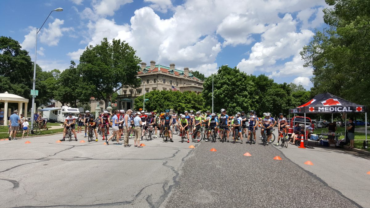 Tour of Kansas City Cliff Drive Classic Circuit Race